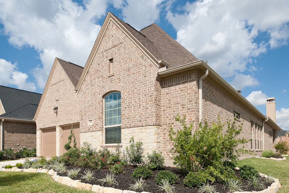 Acme Brick for a  Spaces with a House and Oxmoor Valley by Acme Brick Company