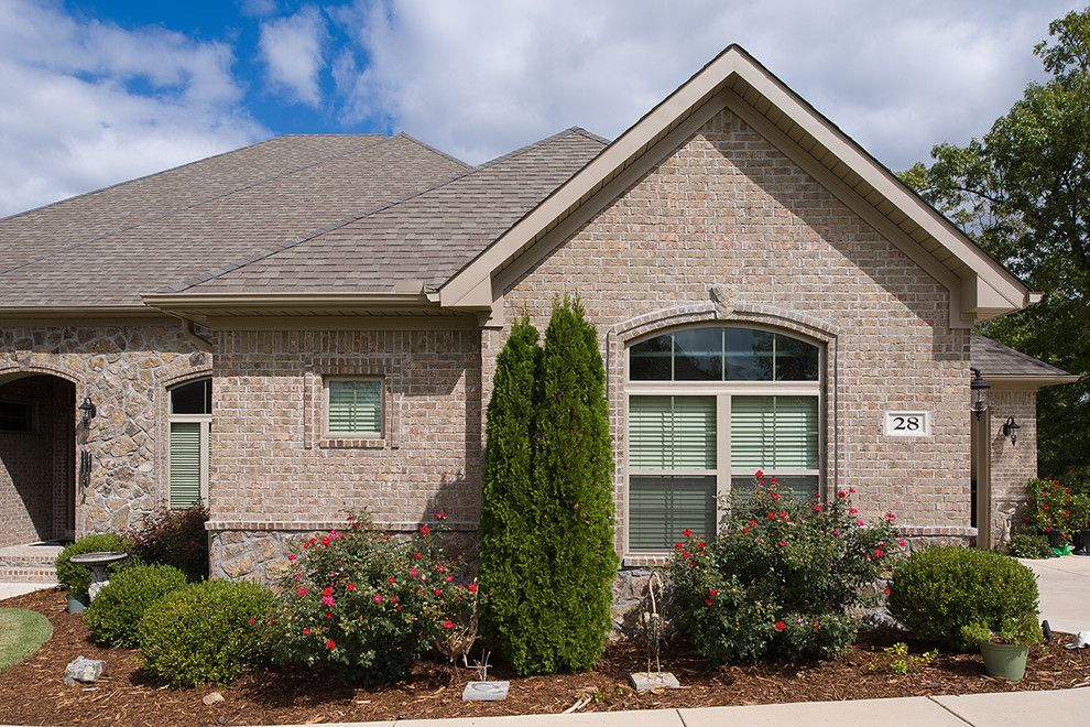 Acme Brick for a  Spaces with a Residential and Oxmoor Valley by Acme Brick Company
