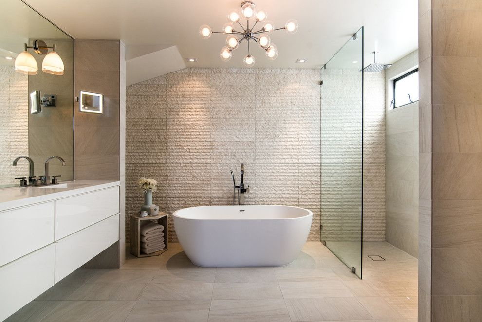 Pleasing Ada Bathroom Layout For A Contemporary Bathroom With A Floating Largest Home Design Picture Inspirations Pitcheantrous