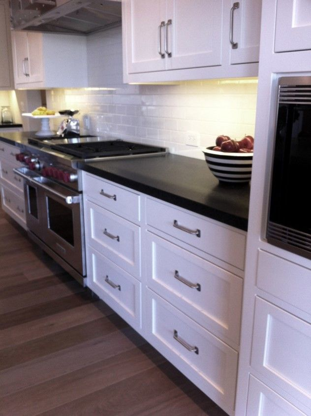 Aga Marvel for a Rustic Kitchen with a Flooring Product Lines and Home Design Resources by Scottsdale Design Center
