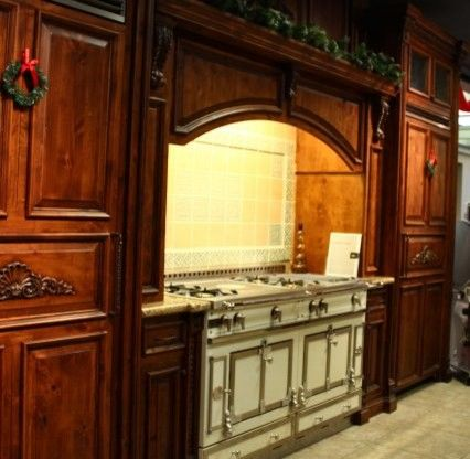 Aga Marvel for a Traditional Kitchen with a Kitchen Appliances and Home Design Resources by Scottsdale Design Center