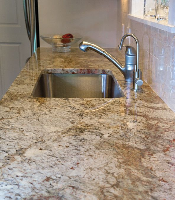 Agm Granite for a  Kitchen with a Typhoon Bordeaux and Ag&m Granite by Ag&m (Architectural Granite & Marble)