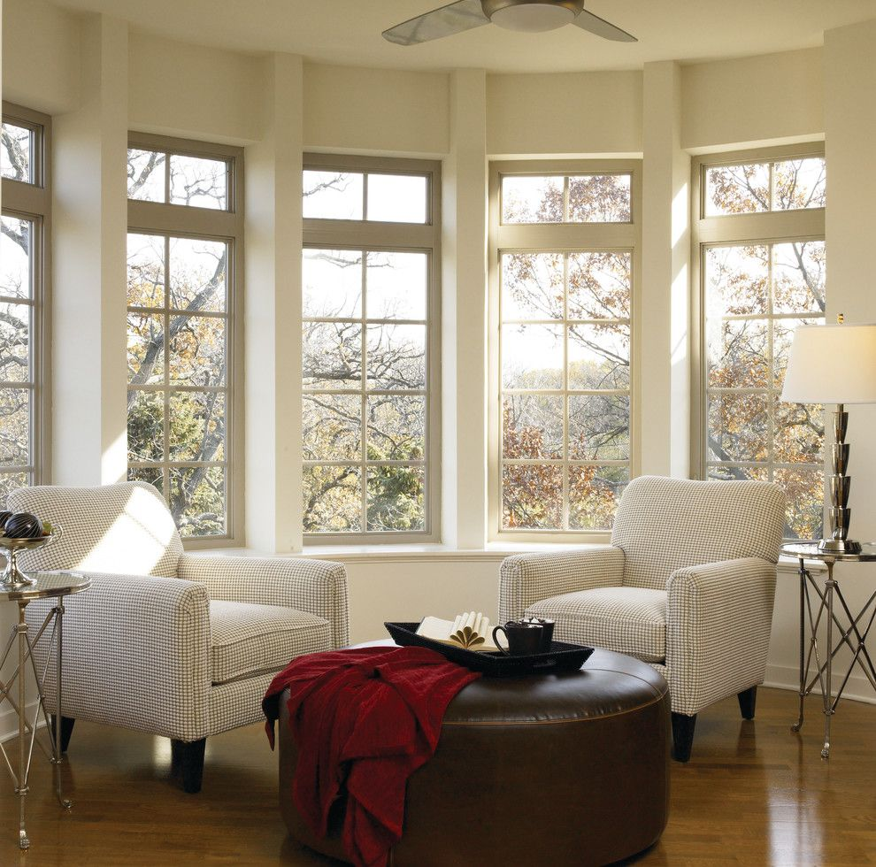 Agoura Sash and Door for a Mediterranean Family Room with a Replacement Windows and Windows & Exterior Doors by Agoura Sash & Door, Inc.