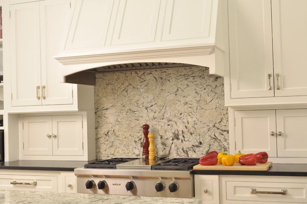 Akdo for a Traditional Kitchen with a Tile and Akdo by Akdo