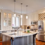 Alaska White Granite for a Traditional Kitchen with a Gray Finish and Renovation with Kosher Kitchen by Rivky Ungar Designs