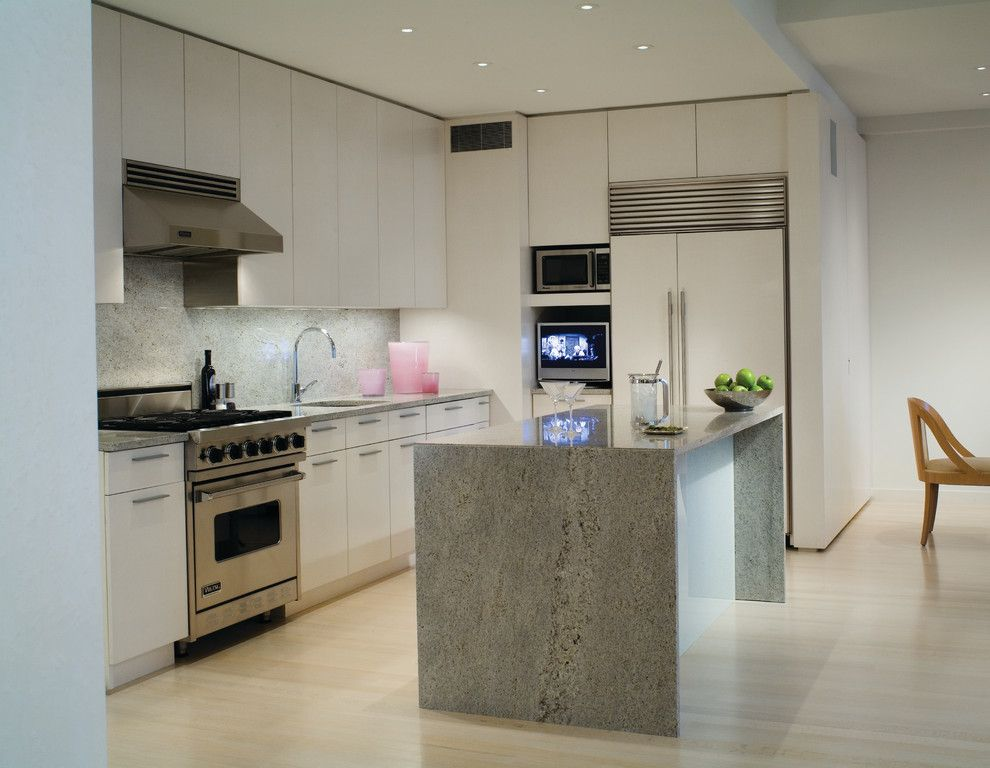 Albert Lee Appliance for a Contemporary Kitchen with a Stainless Steel Appliances and Soho Loft by Gary Lee Partners