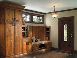 Alexander Lumber for a Eclectic Spaces with a Bench Seat and New Cabinetry Pictures by Alexander Lumber Company