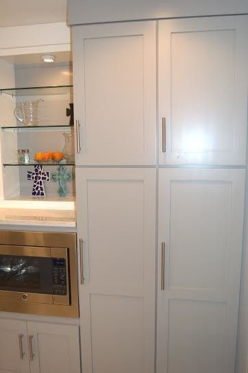 Allsouth Appliance for a Traditional Kitchen with a Dove Grey and Panorama Job by Allsouth Appliance Group, Inc.