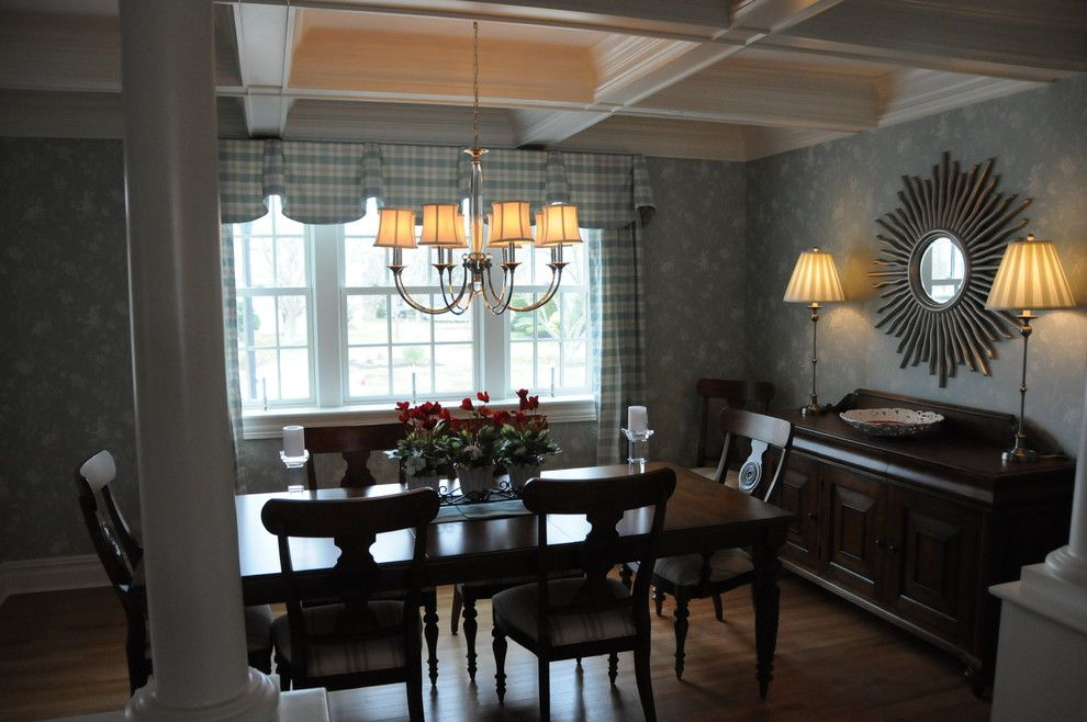 Annapolis Lighting for a Traditional Dining Room with a Remodel and Cape May Beach House by Annapolis Lighting