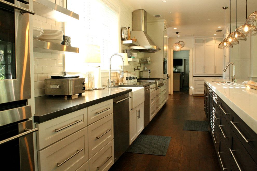 Appliance Parts Depot for a Transitional Kitchen with a Kitchen Hardware and Gerardi Home by Mina Brinkey