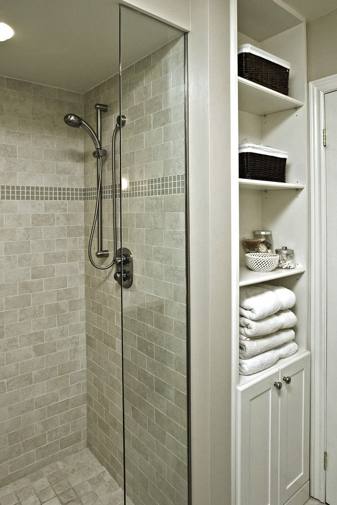 Arizona Tile Tempe for a Traditional Bathroom with a Neutral Colors and Thornhill Reno by Avalon Interiors