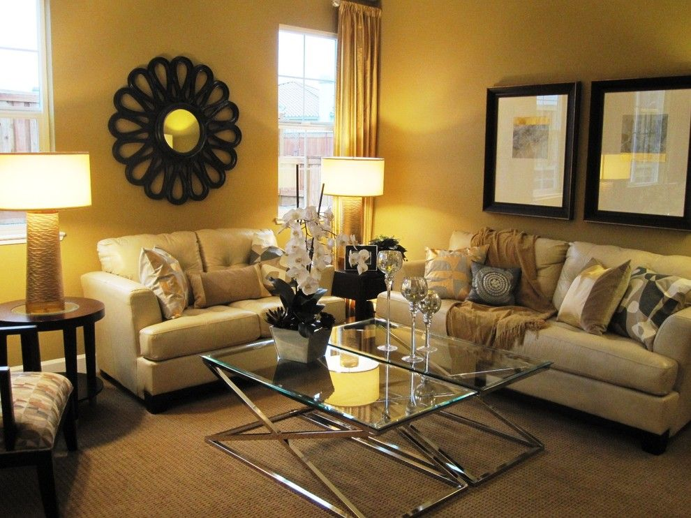 Ashley Furniture Reno for a Contemporary Living Room with a Orchid and Dakota by Klang & Associates