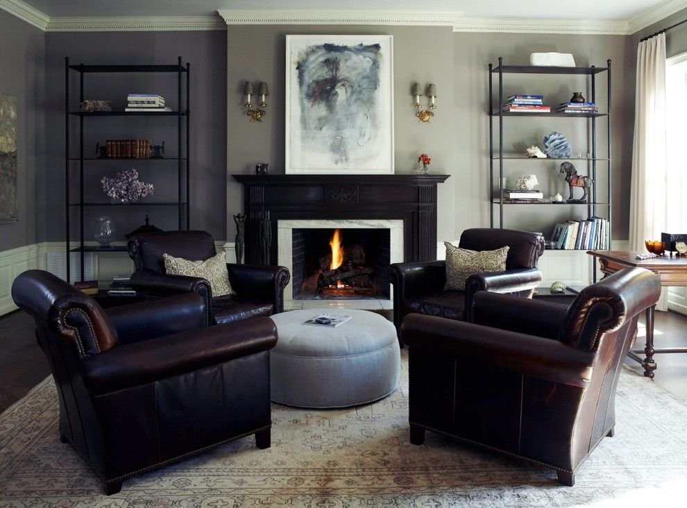 Ashley Furniture Reno for a Traditional Living Room with a Wall Decor and Bill Bolin Photography   Christy Blumenfeld Architecture by Bill Bolin Photography