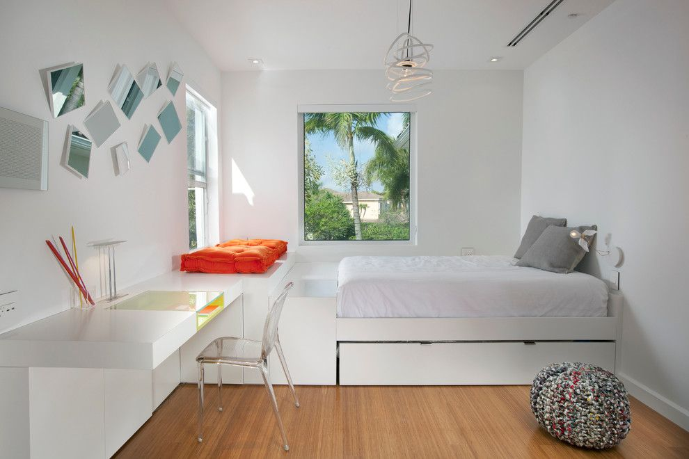 Atlas Concorde for a Modern Kids with a White Wall and Modern Kids by Dkorinteriors.com