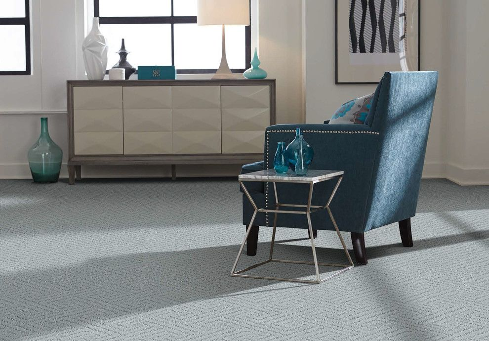 Avalon Flooring for a  Living Room with a Patterned Carpet and Living Room Carpet by Avalon Flooring