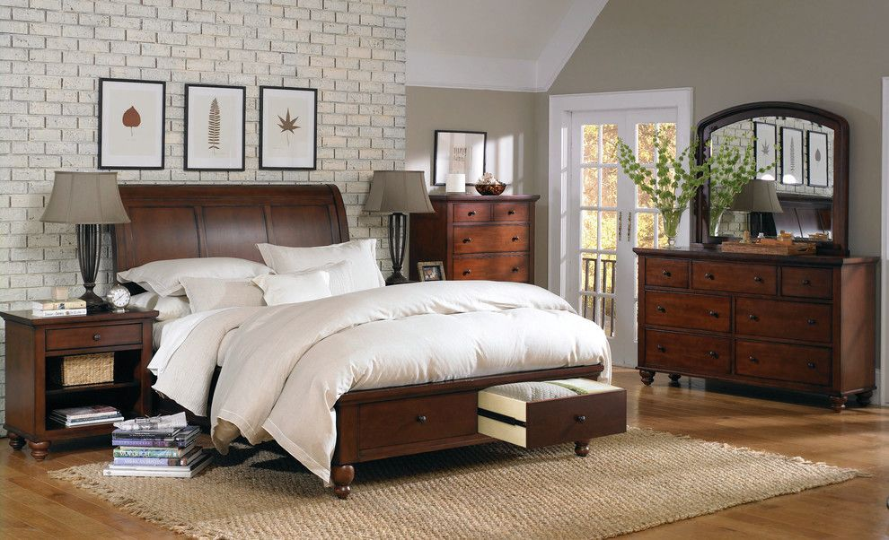 Babettes Furniture for a  Bedroom with a  and Aspen Home by Babette's Furniture