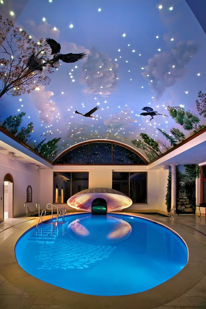 Barrington Pools for a Traditional Pool with a in Ground Swimming Pools and Indoor Swimming Pool by Platinum Poolcare