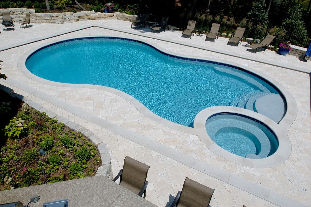 Barrington Pools For A Traditional Pool With A North Barrington Swimming Pool And North