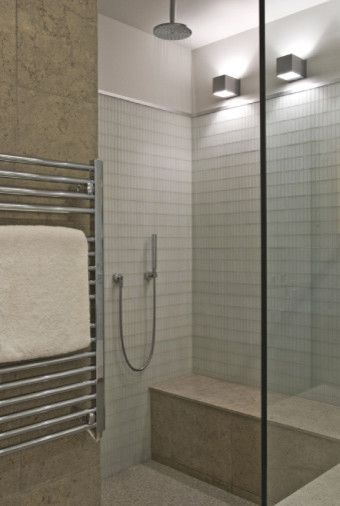 Bega Lighting for a Contemporary Bathroom with a Contemporary and Engler by Carey Dodson