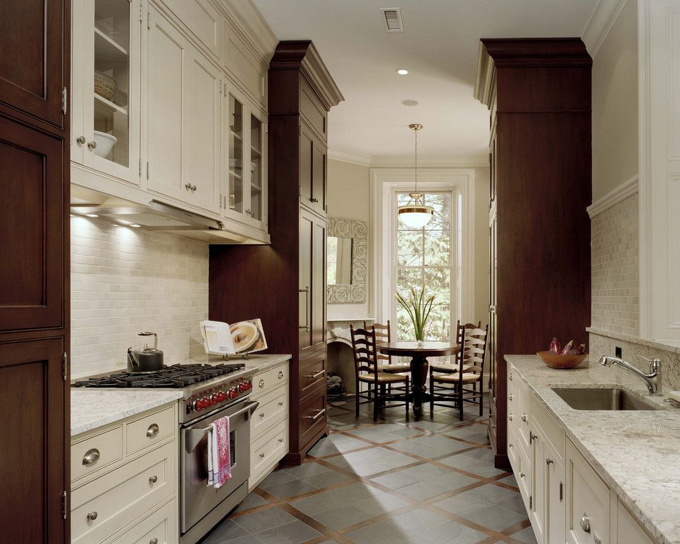 grant beige traditional kitchen stainless steel appliances residence fine building benjamin moore paint or revere pewter be