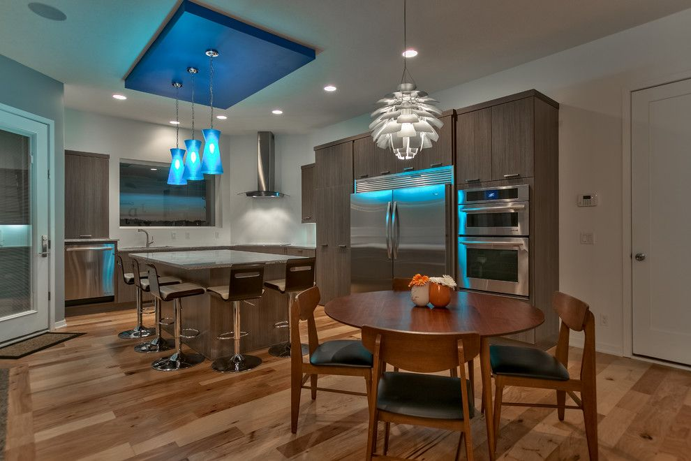 Berkshire Hathaway Real Estate Omaha for a Contemporary Kitchen with a Architecture and Best of Omaha 2015 by Amoura Productions