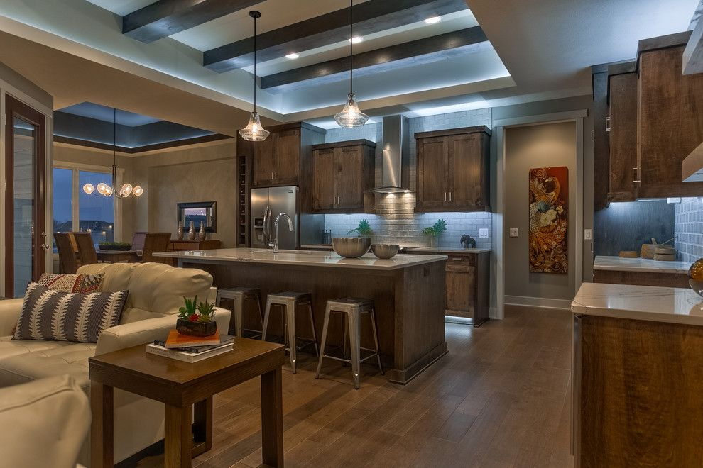 Berkshire Hathaway Real Estate Omaha for a Contemporary Kitchen with a Real Estate and Best of Omaha 2015 by Amoura Productions