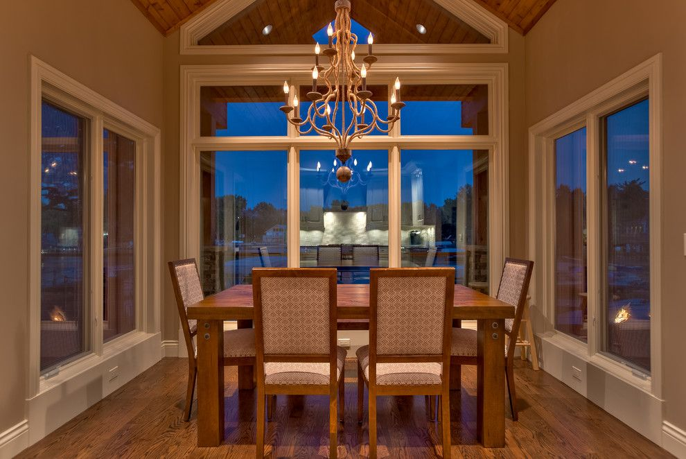 Berkshire Hathaway Real Estate Omaha for a  Dining Room with a Real Estate and Best of Omaha 2015 by Amoura Productions