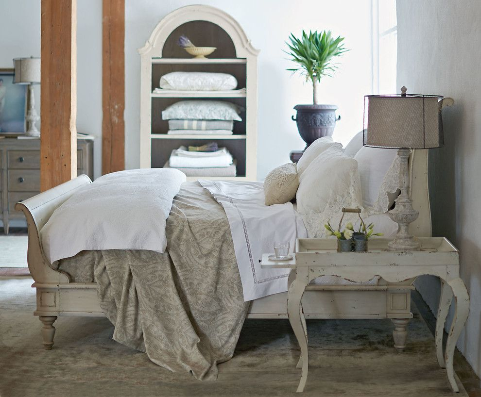 Awesome Bernhardt Interiors For A Transitional Bedroom With A Beach Style And Home  Fashion Interiors   Bedrooms