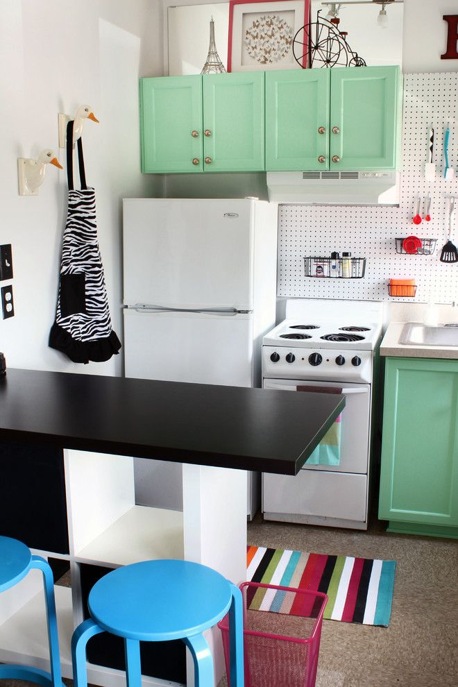 Bill Smith Appliances for a Eclectic Kitchen with a Cubbies and Rsa 2013  Smith Cottage by Liv by Design Interiors