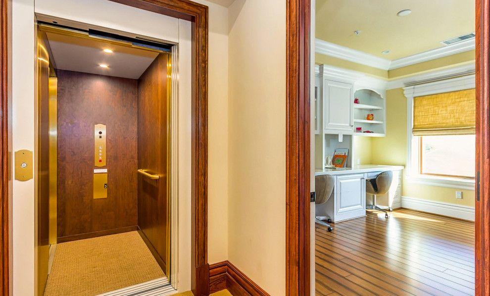 Blackhawk Hardware for a Mediterranean Kids with a Elevator and Blackhawk Home by Serra Design Inc