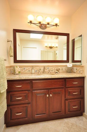 Blackhawk Hardware for a Traditional Bathroom with a Orinda and Silverwood by Stonewood Kitchen and Bath