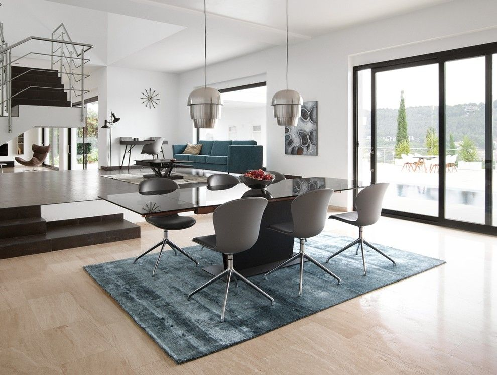 Bo Concept for a Contemporary Dining Room with a Design and Boconcept Bristol   Dv Inspiration Monza Dining Table by Boconcept Bristol