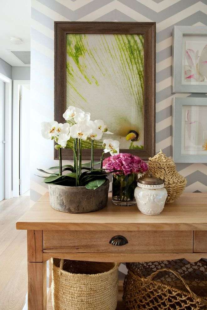Bobo Intriguing Objects for a Eclectic Hall with a Beach and Breakfast Point Apartment by as You See It!