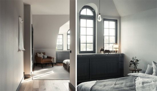 Boconcept for a Contemporary Bedroom with a Old Industrial Building and My Boconcept Style by Boconcept Sydney
