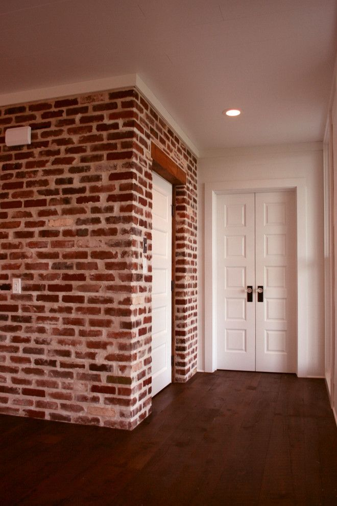 Boral Brick for a Traditional Entry with a Traditional and Rj Elder Design by Rj Elder Design