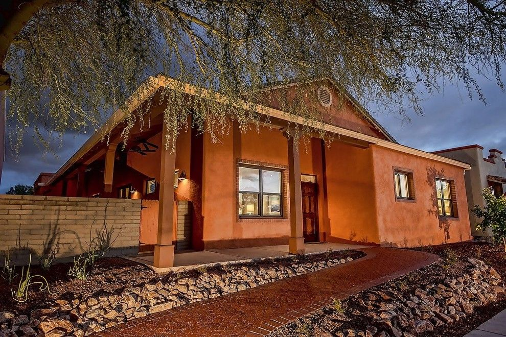 Boral Roofing for a  Spaces with a Net Zero Home and Vision House Tucson by Greenbuilder Media by Boral Roofing