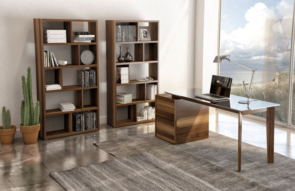 Bova Furniture for a  Home Office with a Bedroom and Our Projects by Bova Scottsdale