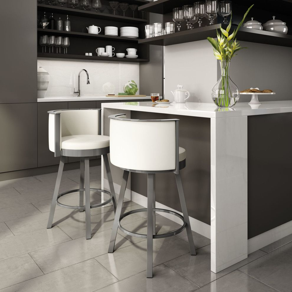 Bova Furniture for a  Kitchen with a L Shaped Dining and Our Projects by Bova Scottsdale