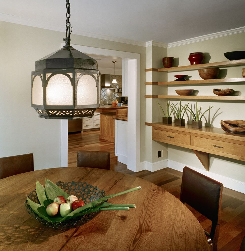 Bufftech for a Farmhouse Dining Room with a Collection and Split Oaks Farm Dinign Room by Lda Architecture & Interiors