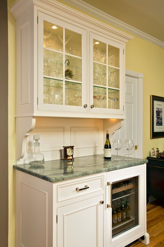 Builders Supply Outlet for a Traditional Kitchen with a Ny and Spring Kitchen by Teakwood Builders, Inc.