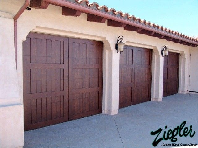 Builders Surplus Santa Ana for a Modern Spaces with a Residential Garage Doors and Modern Garage Doors by Ziegler Doors Inc.