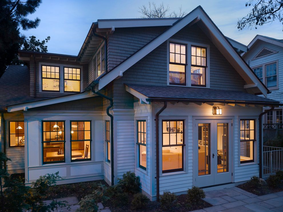 Bungalow5 for a Craftsman Exterior with a Craftsman Detail and Porter Street Bungalow by Moore Architects, Pc