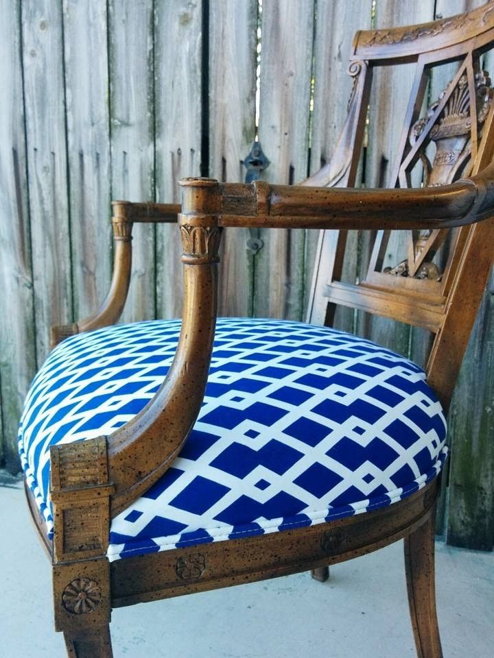 Calico Corners for a Eclectic Dining Room with a Eclectic and Reupholstered Side Chair by Calico Corners Osprey