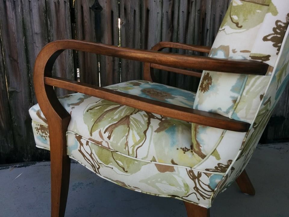 Calico Corners for a Eclectic Family Room with a Eclectic and Reupholstered Lounge Chair by Calico Corners Osprey