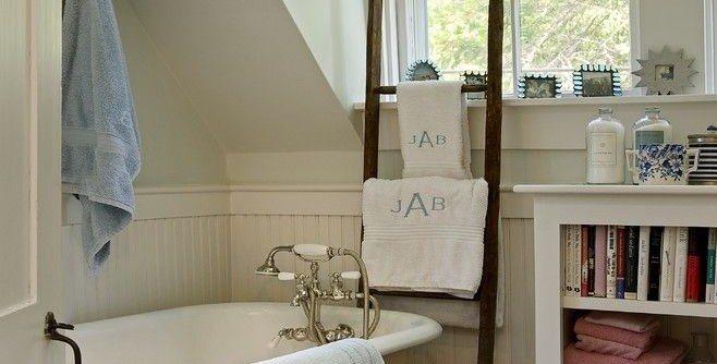 California Faucets for a Traditional Bathroom with a Bathtub Faucet and Cozy Bath by Smith & Vansant Architects PC
