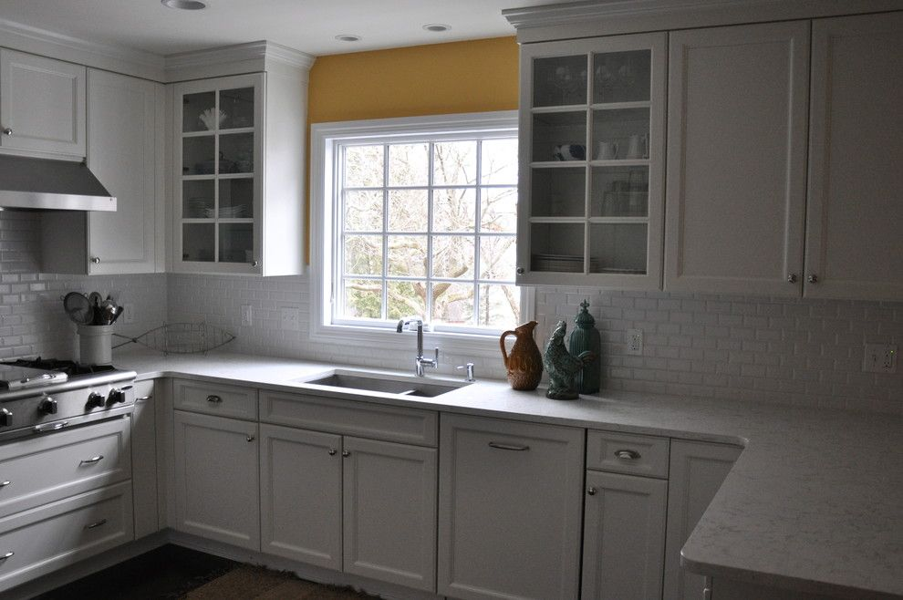Cambria Countertops for a Traditional Kitchen with a Torquay Cambria Quartz Countertops and Seminole by Lifestyle Kitchen Studio