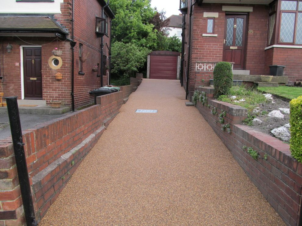 Camden South Capitol for a Contemporary Exterior with a Resin Flooring Brighton and Resin Flooring South East England by RESIN FLOORING NORTH EAST LTD