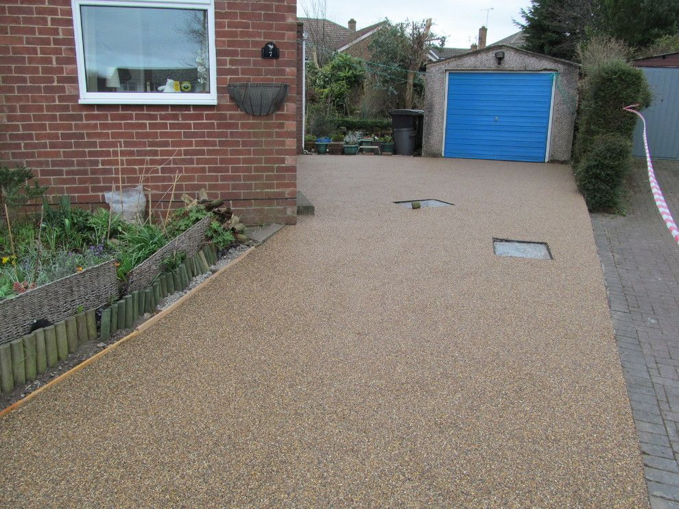 Camden South Capitol for a Contemporary Exterior with a Resin Flooring Central London and Resin Flooring South East England by Resin Flooring North East Ltd