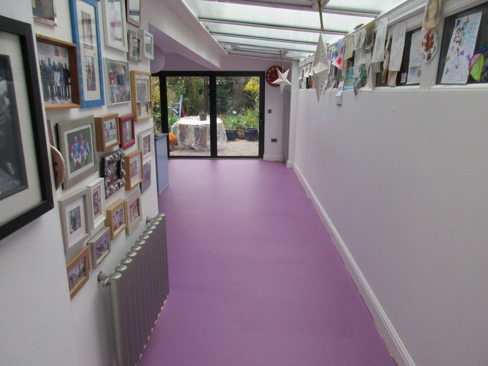 Camden South Capitol for a Contemporary Kitchen with a Resin Flooring Surrey and Resin Flooring South East England by Resin Flooring North East Ltd