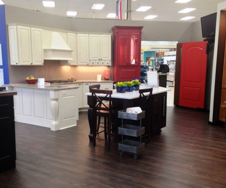 Canby Builders Supply for a  Kitchen with a Classic and Medallion Cabinetry Showroom by Canby Builders Supply Company